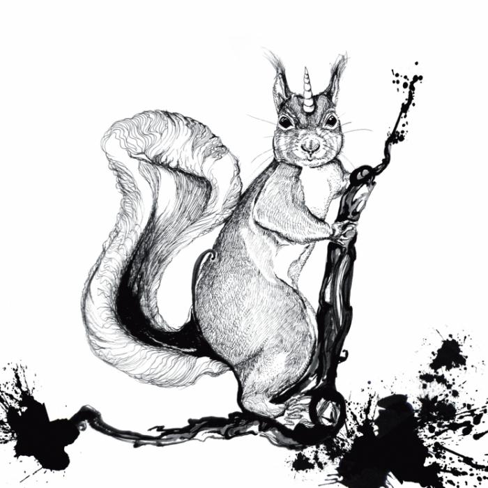 Einhörnchen